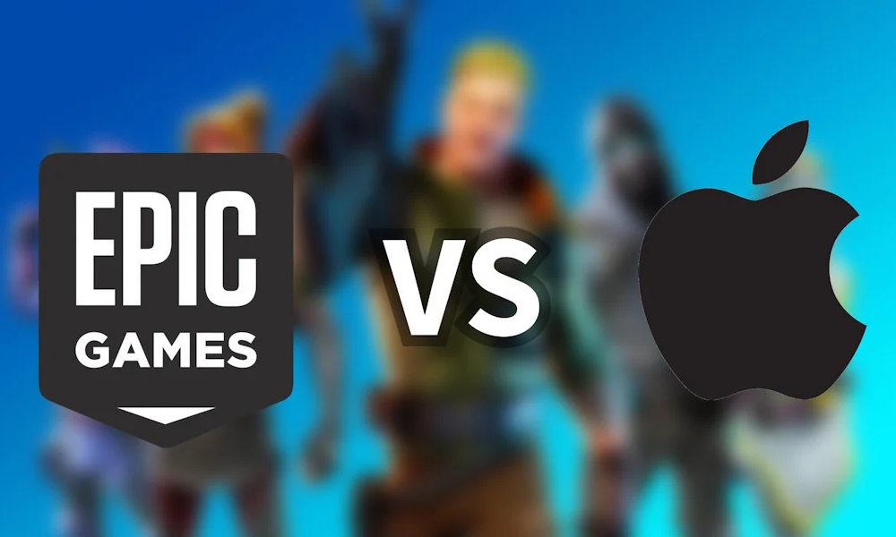 Apple y Epic Games