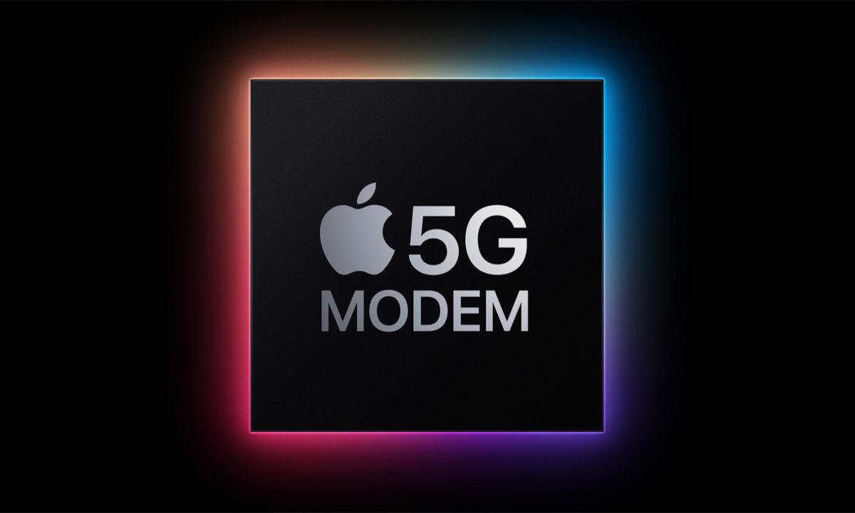 Apple modem 5G iPhone 2023