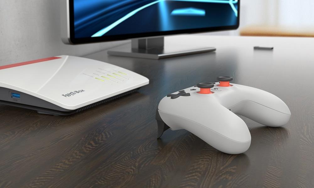 Conexión a Internet para jugar online