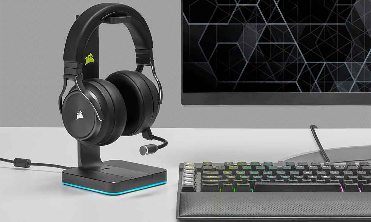 VIRTUOSO RGB Wireless XT: HiFi sin cables para gamers y melómanos