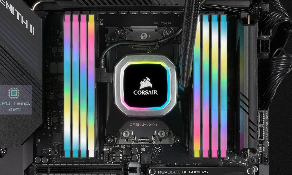 Corsair RAM DDR5