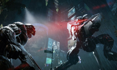 Crytek Crysis 2 Remastered teaser E3 2021
