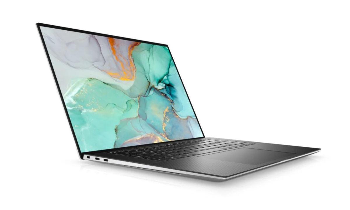 Dell XPS 15 9510 Intel 11 Gen RTX 30