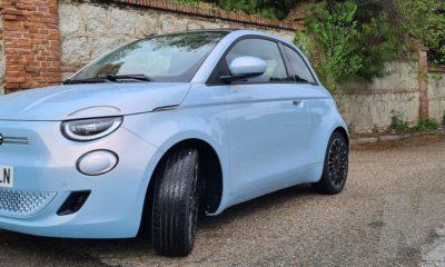 Fiat 500e cabrio, destino 20