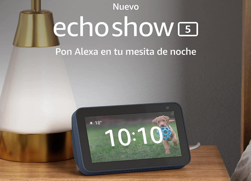 Amazon actualiza sus altavoces inteligentes con pantalla, Echo Show 31