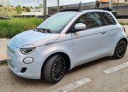Fiat 500e cabrio, destino 121