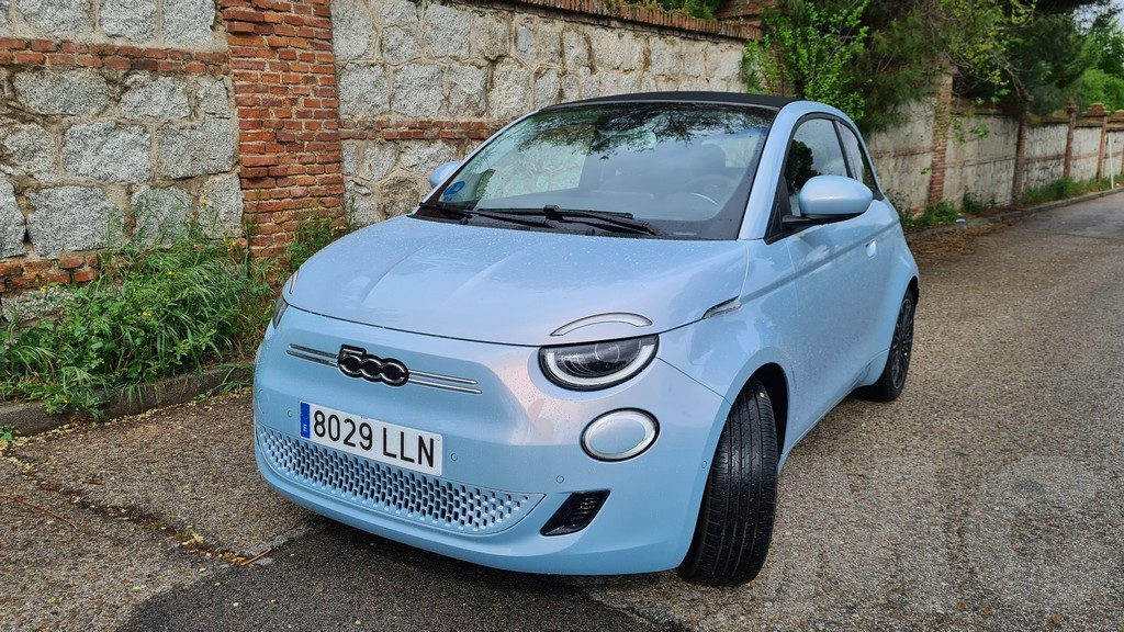 Fiat 500e cabrio, destino 29