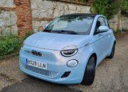 Fiat 500e cabrio, destino 185