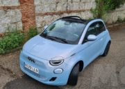 Fiat 500e cabrio, destino 201