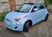 Fiat 500e cabrio, destino 203