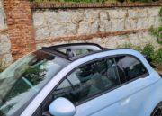 Fiat 500e cabrio, destino 205
