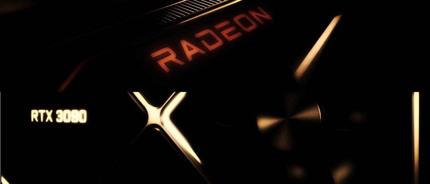 GeForce RTX 30 o Radeon RX 6000