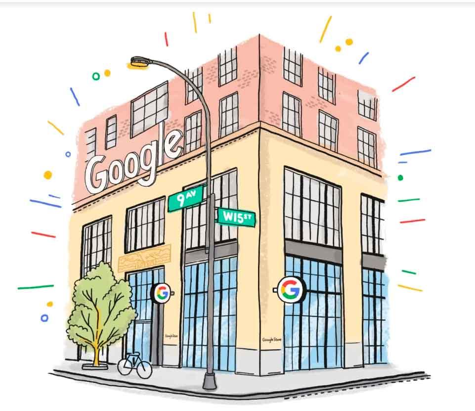 Google inaugurará una tienda física en Nueva York este verano