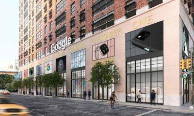 Google Store: una tienda física en Nueva York este verano
