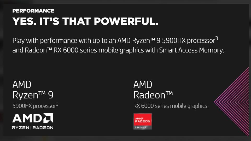 HP Omen 16 estrenará las tarjetas gráficas Radeon RX 6000M 32