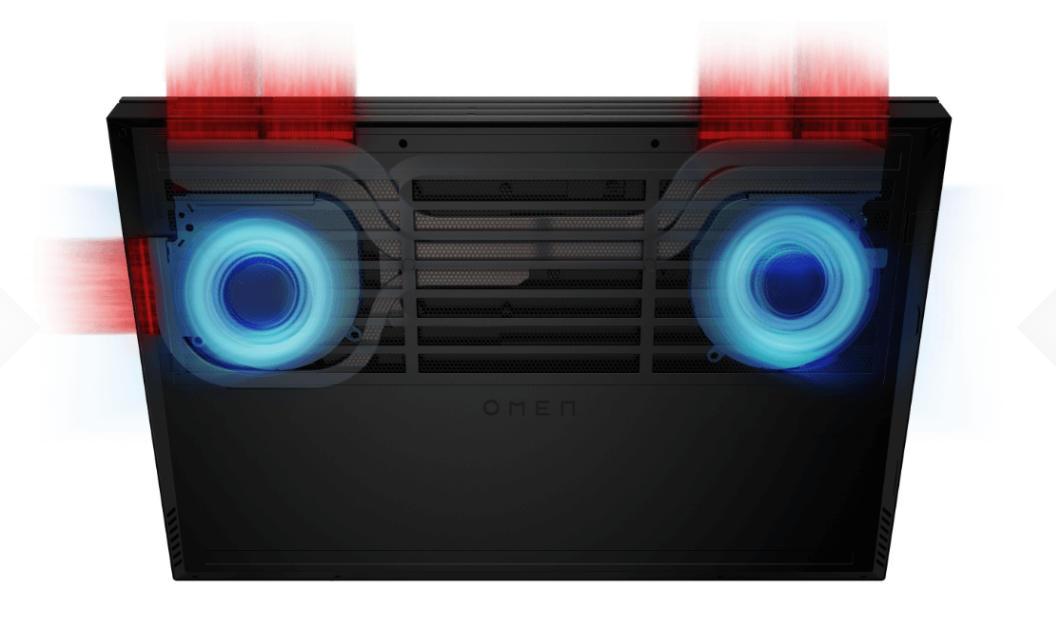 HP Omen 16 estrenará las tarjetas gráficas Radeon RX 6000M 34