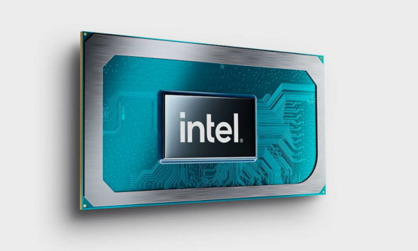 Intel Core 11 Tiger Lake H portada