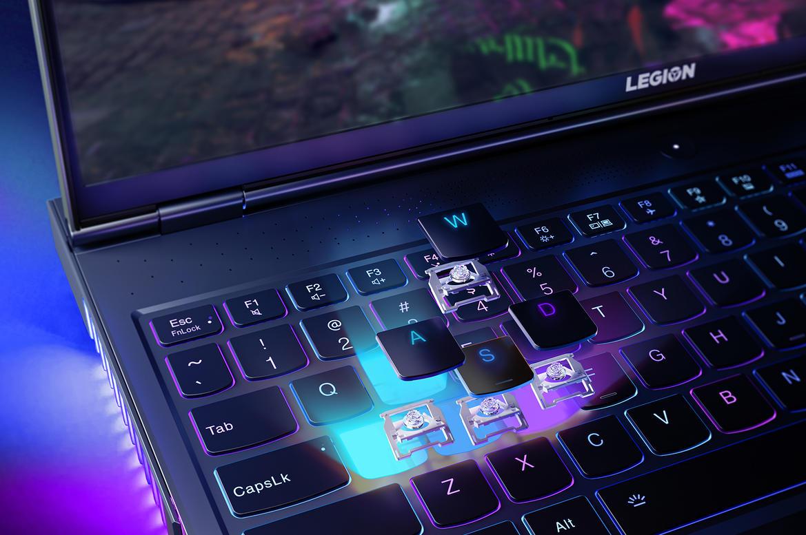 Lenovo actualiza sus portátiles para juegos Legion con lo último de Intel y NVIDIA 37