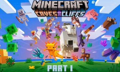 Minecraft 1.17 (parte 1) ya tiene fecha: 8 de junio
