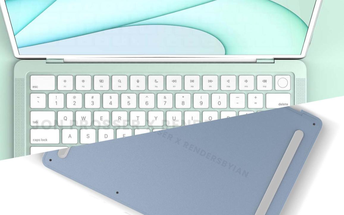 MacBook Air 2021 con M2
