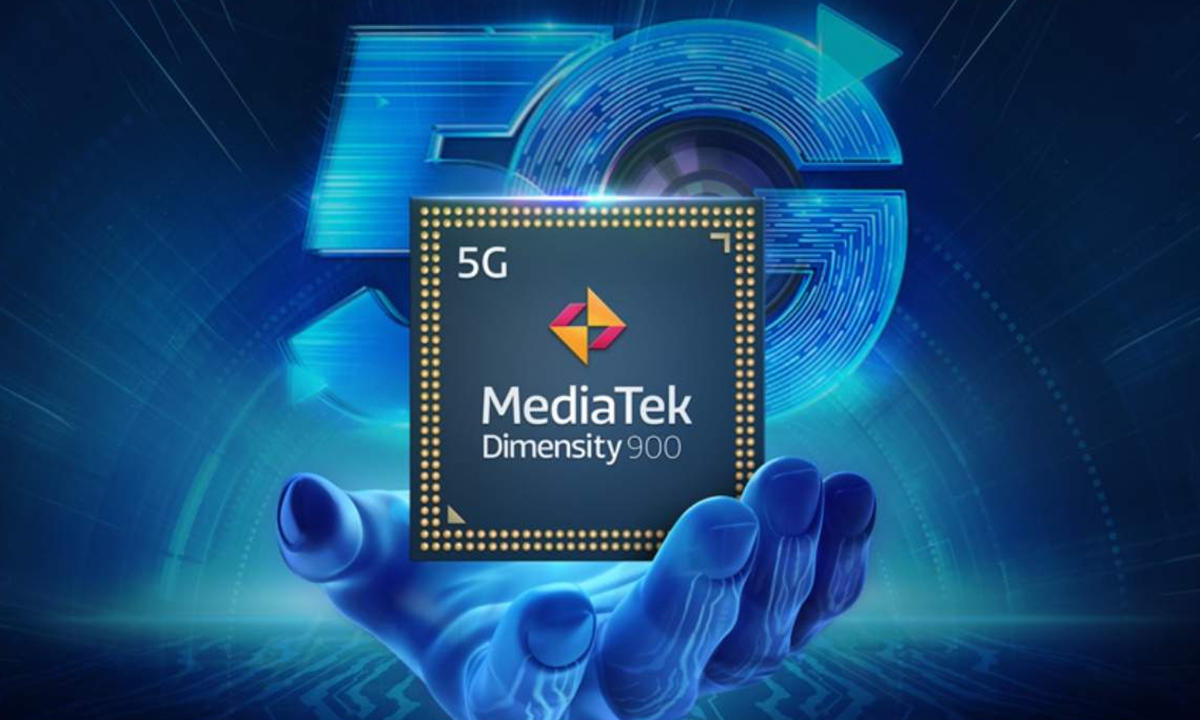 MediaTek Dimensity 900 5G