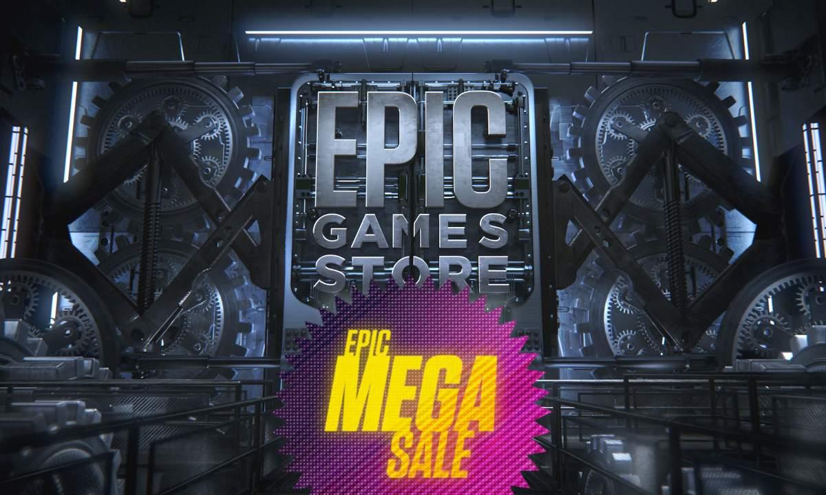 Epic Games Store Mega Sale 2021