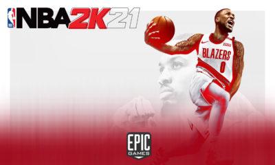 NBA 2K21 Juegos Gratis Epic Games Store