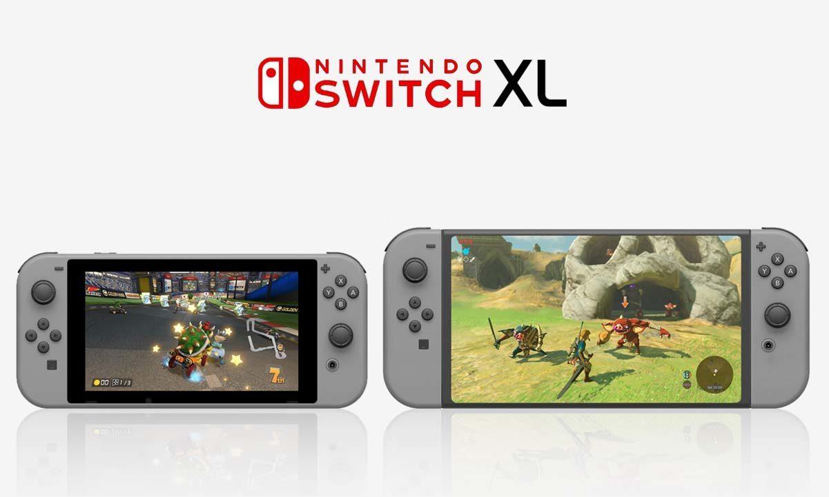 Nintendo Switch XL fecha lanzamiento septiembre