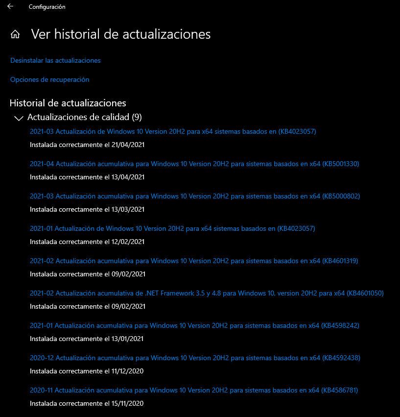 Cómo pausar las actualizaciones de Windows 10 y limitar los (múltiples) errores del sistema 35