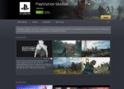 PlayStation Studios juegos PC Steam