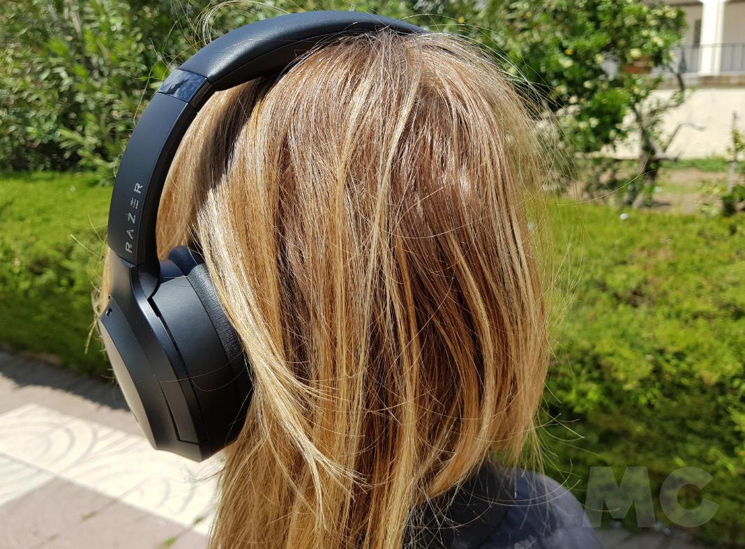 Razer Opus, auriculares inalámbricos de calidad para todo uso y precio razonable 48