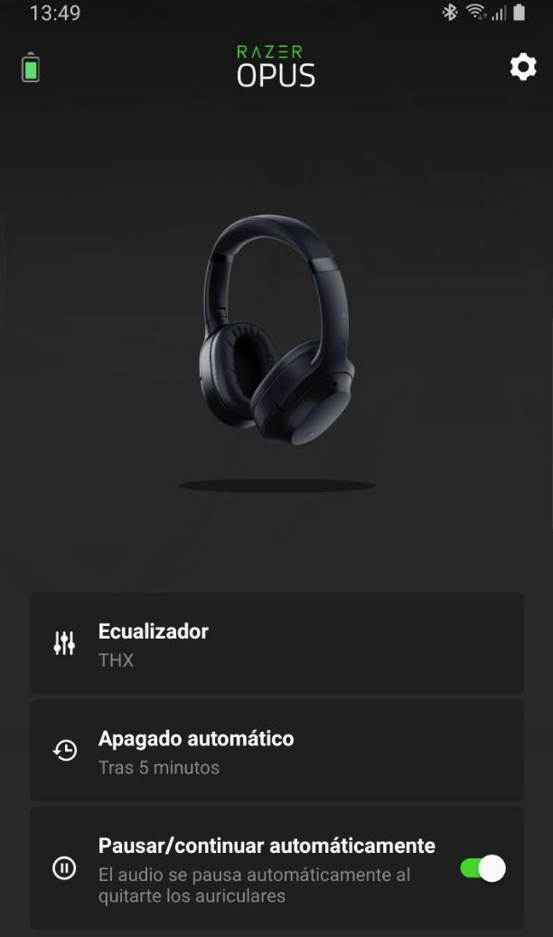 Razer Opus, auriculares inalámbricos de calidad para todo uso y precio razonable 44