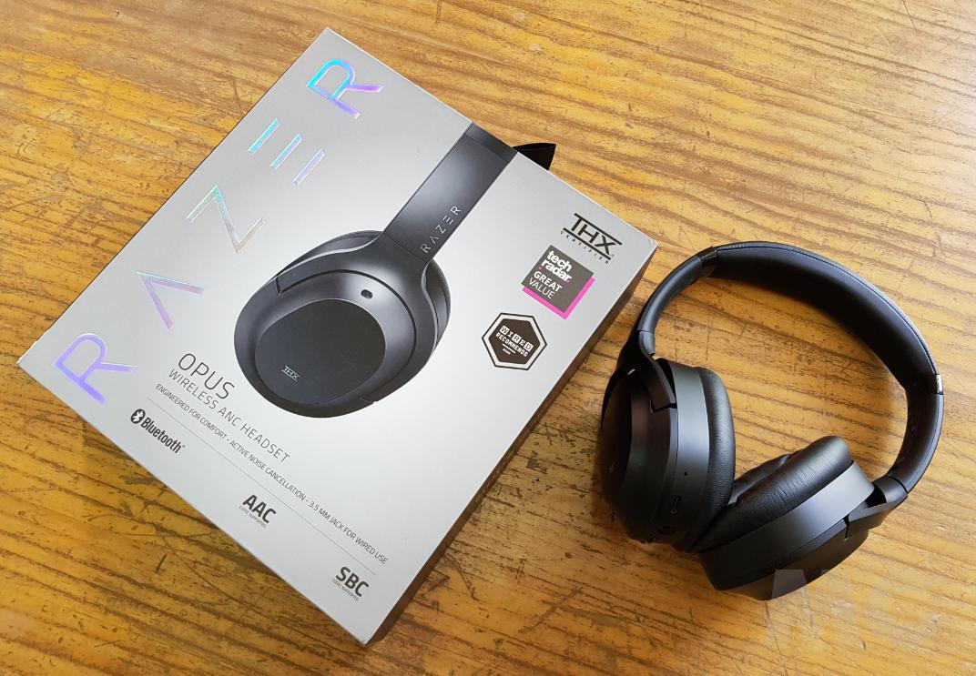 Razer Opus, auriculares inalámbricos de calidad para todo uso y precio razonable 50