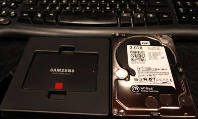 resistencia de SSD