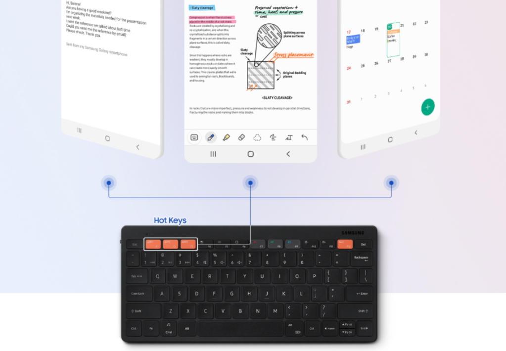 Samsung Smart Keyboard Trio 500, precio y disponibilidad 34