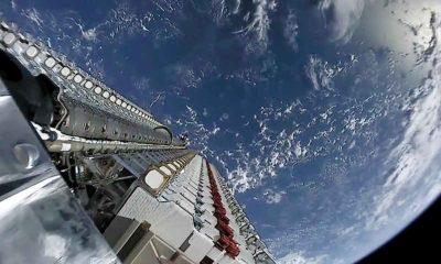Averigua cuándo podrás ver las hileras de satélites de Starlink