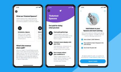 Twitter Ticketed Spaces acceso limitado de pago
