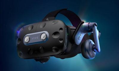 VR HTC Vive Pro 2 y Focus 3