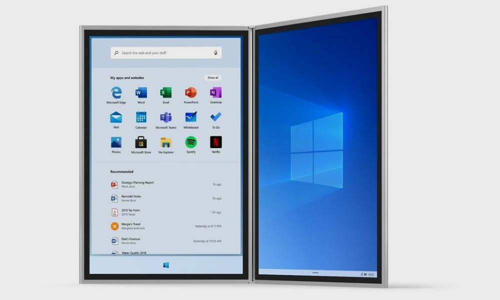 Microsoft podría haber descartado Windows 10X