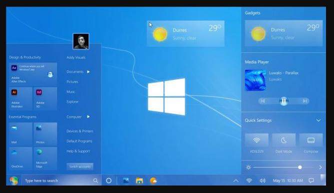 Windows 7 2021 Edition