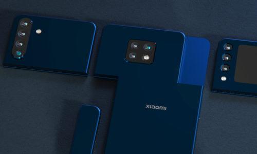 Xiaomi patente smartphone cámara modular