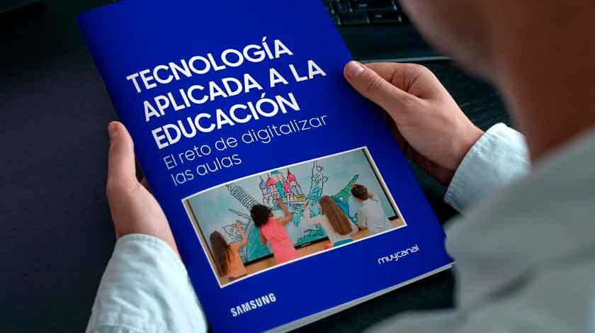 Tecnología y educación: una mezcla imprescindible