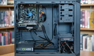 error al montar un PC