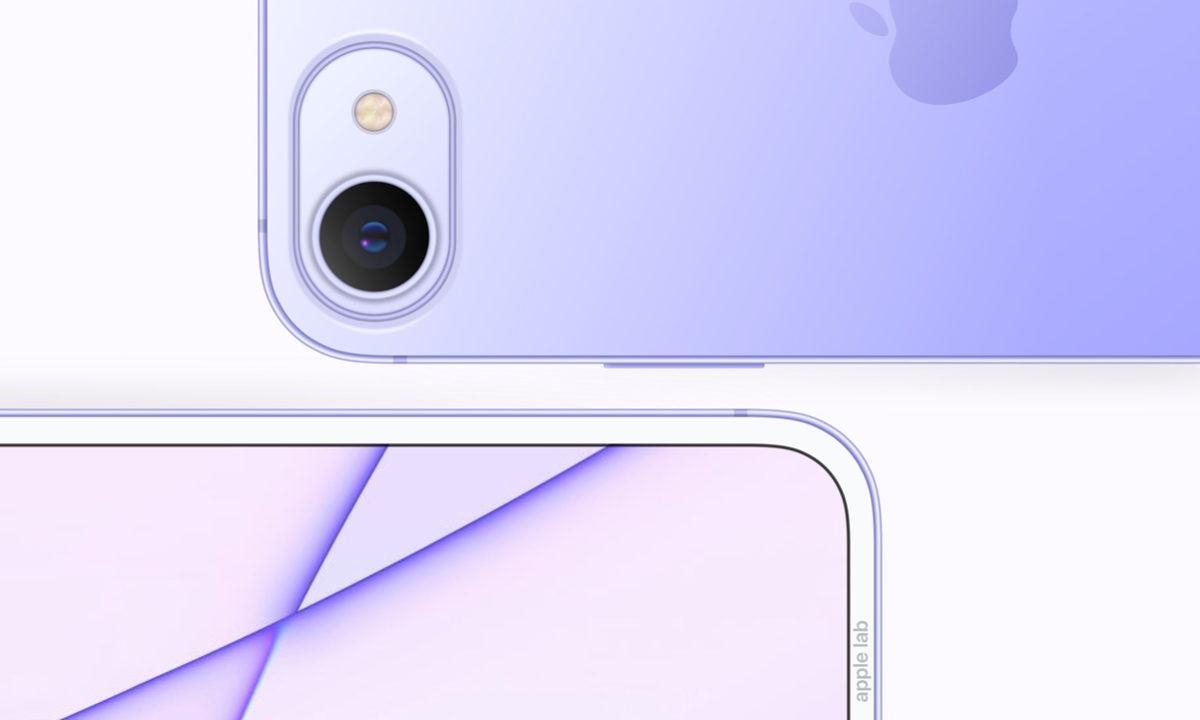 Nuevo iPhone SE 2023 concepto