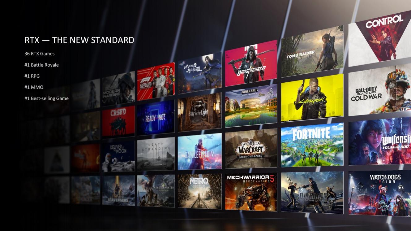 NVIDIA GeForce RTX 3050 Ti y RTX 3050 Mobile, especificaciones y claves 30