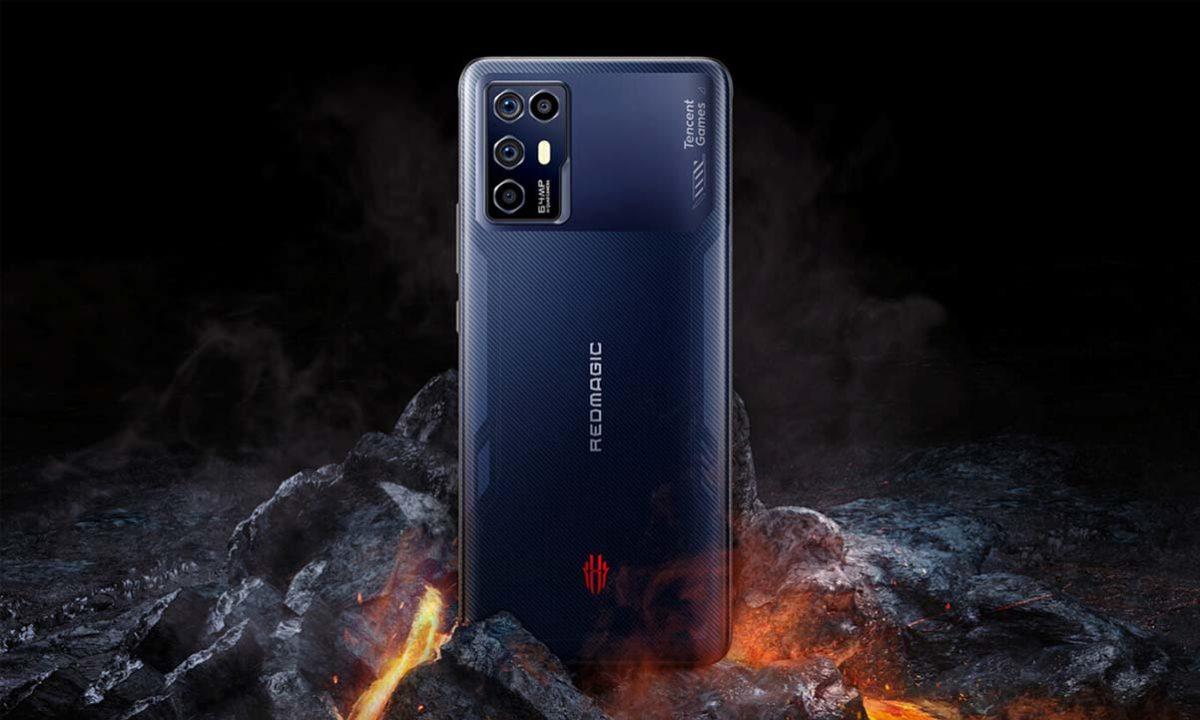 nubia RedMagic 6R, un smartphone gaming para el usuario medio 30