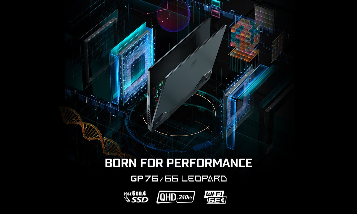 portátiles gaming MSI