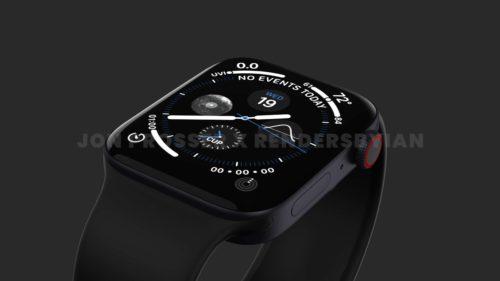 Apple Watch Series 7 Negro