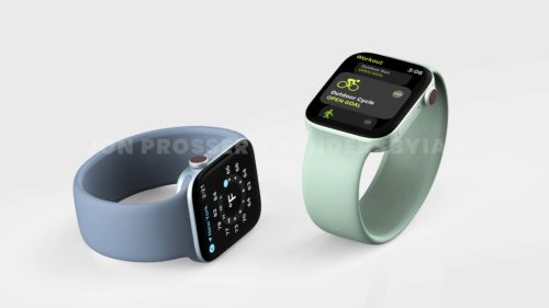 Apple Watch Series 7 Colores