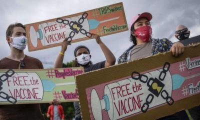 ¿Se deben liberar las patentes de las vacunas contra la COVID-19? Joe Biden dice sí 4